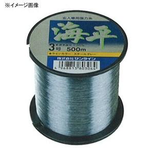 サンライン(SUNLINE) 海平1000M 6号 スチールグレー 60051530