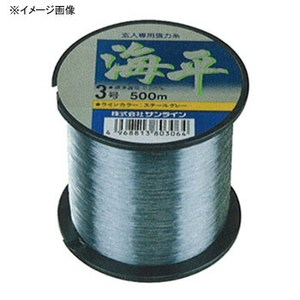 サンライン(SUNLINE) 海平1000M 14号 スチールグレー 60051580