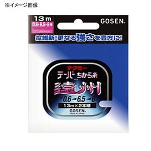 ゴーセン(GOSEN) テクミーPEテーパー 力糸 遠州 GT-499 投げ用ちから糸