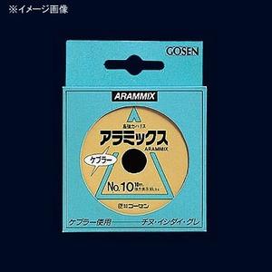 ゴーセン(GOSEN) アラミックス 10m 6号 茶 H-4501