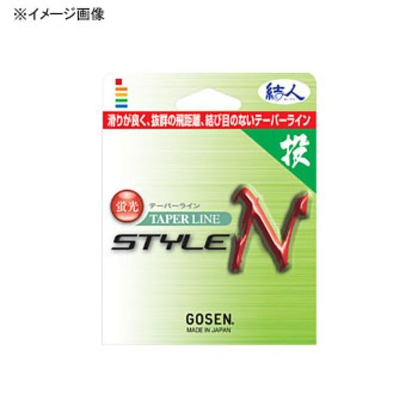 ゴーセン(GOSEN) テーパーライン スタイルN 220m GT8222012 投げ用220m