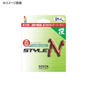 ゴーセン(GOSEN) テーパーライン スタイルN 220m GT8224012 投げ用220m