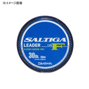 ソルティガ リーダー タイプF 50lb ナチュラル