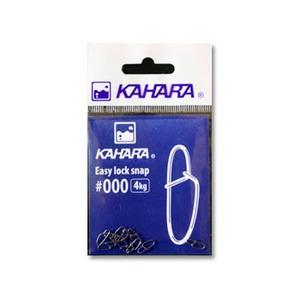 カハラジャパン(KAHARA JAPAN) イージーロックスナップ #000