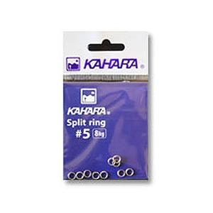 カハラジャパン(KAHARA JAPAN) スプリットリング #5 シルバー