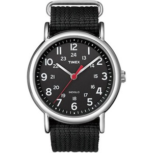 TIMEX(タイメックス) ウィークエンダー セントラルパーク T2N647 ミリタリーウォッチ