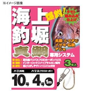 モーリス(MORRIS) バリバス 海上釣堀 真鯛専用システム 釣9/ハリス3