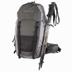 Quechua(ケシュア) FORCLAZ 40L GRAY