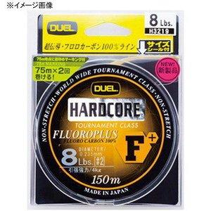 デュエル(DUEL) ハードコアF+150m 3Lbs クリアー H3215