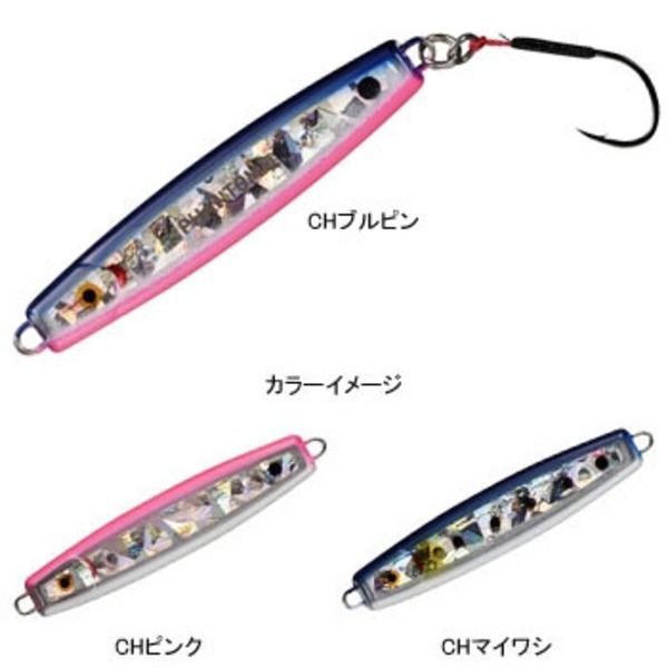 ダイワ(Daiwa) ファントム3 4823272 メタルジグ(40~60g未満)