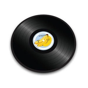 【クリックで詳細表示】マキノトレーディングジョゼフジョゼフ 強化ガラスカッティングボード(まな板) ビニールレコード