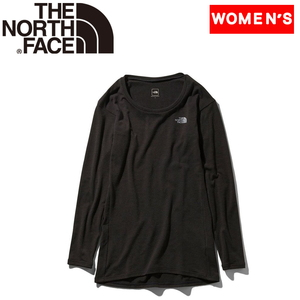 THE NORTH FACE(ザ・ノースフェイス) L/S WARM CREW Women's NUW66135 レディース長袖アンダーシャツ