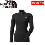 THE NORTH FACE(ザ・ノースフェイス) L/S HOT ZIP UP Women's NUW66151 長袖アンダーウェア(レディース)