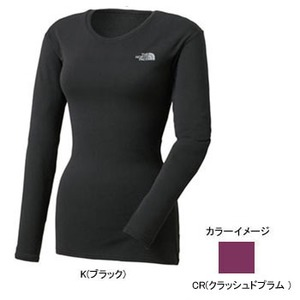 THE NORTH FACE(ザ・ノースフェイス) L/S HOT CREW Women's NUW66152