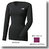 THE NORTH FACE(ザ・ノースフェイス) L/S HOT CREW Women's