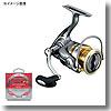 レブロスMX 3500&リアルスポーツ G-soul PE 100m 12LB/1号