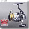 11フリームス 3000&リアルスポーツ G-soul PE 100m 12LB/1号