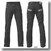 ストレッチ5ポケットパンツ 34インチ BK(ブラック)