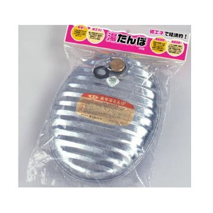 ONOE(尾上製作所) トタン 湯たんぽ 1号 カバー無し MY-401