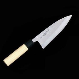 正広 包丁 正広作 特上 出刃 150mm 15805