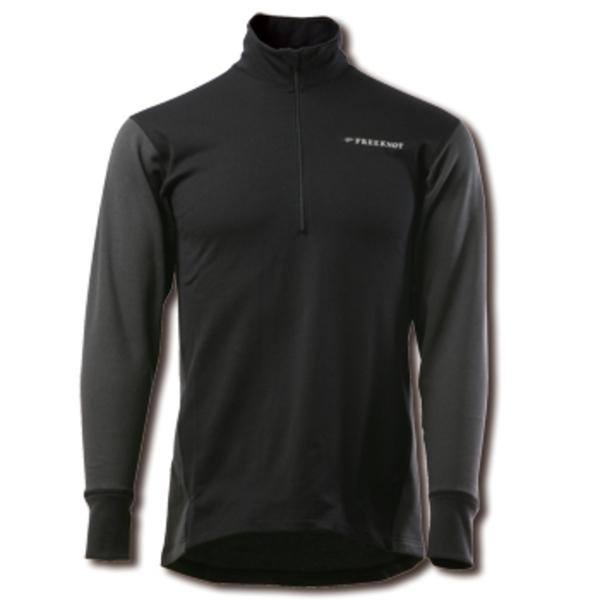 フリーノット(FREE KNOT) ハヤブサ フリーノット レイヤーテックジップアップシャツEXP厚手 Y1615 フィッシングシャツ