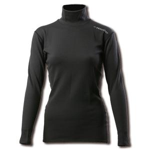 フリーノット(FREE KNOT) レイヤーテックモックネックシャツEXP厚手 Women's Y1614W アンダーシャツ