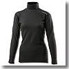 フリーノット(FREE KNOT) レイヤーテックモックネックシャツEXP厚手 Women's M チャコール