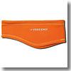 フリーノット(FREE KNOT) ウィンドプロテクションフリースイアーウォーマー フリー オレンジ