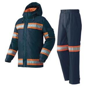 【送料無料】ロゴス(LOGOS) 安全防水防寒LLLスーツ・パイク LL 28(ネイビー) 30281281