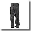 エアロポーラス(R)スパローレインパンツ Men's M 025 ブラック
