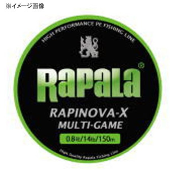 Rapala(ラパラ) ラピノヴァ・エックス マルチゲーム 200m オールラウンドPEライン