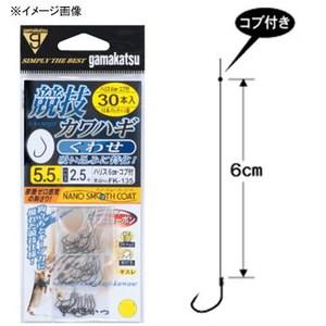 がまかつ(Gamakatsu)糸付 競技カワハギ くわせ 30本