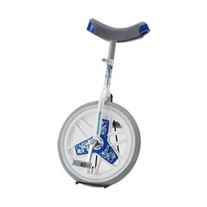 【送料無料】ダンノ(DANNO) ブリヂストン一輪車 スケアクロウ 16インチ シルバー D3522SI