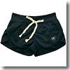 ランニングニットショートパンツ Women's L 90(ブラック)