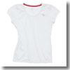 ドライTシャツ Women's L 01(シロ)