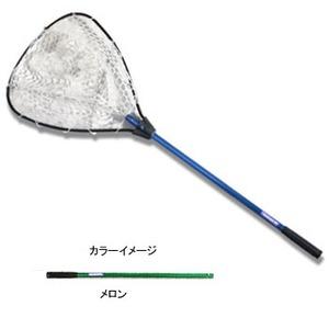 カハラジャパン(KAHARA JAPAN) トーナメント ラバーランディングネット メロン