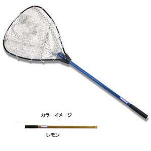カハラジャパン(KAHARA JAPAN) トーナメント ラバーランディングネット レモン
