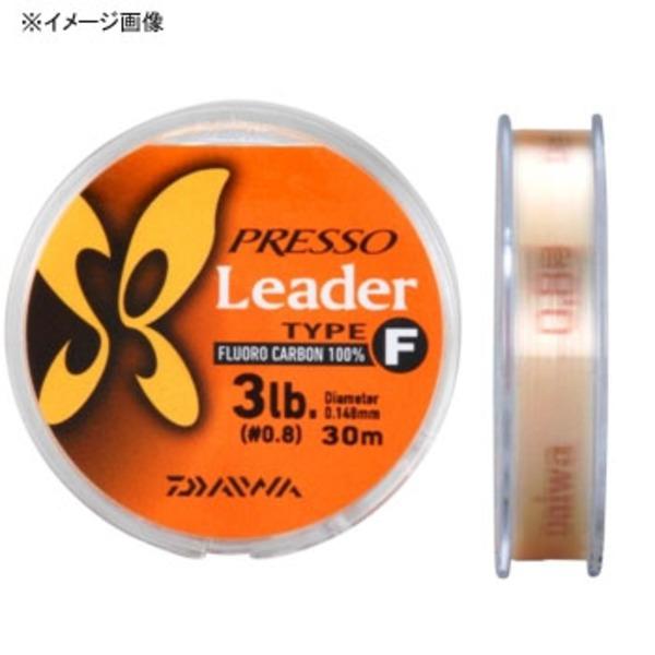 ダイワ(Daiwa) プレッソ LEADER(リーダー) タイプ-F 4625602 トラウト用ショックリーダー