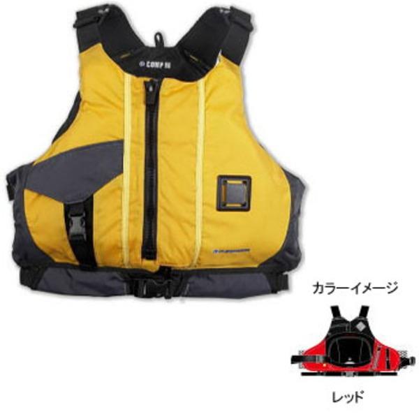 Takashina(高階救命器具) MTI コンプ3 ツーリング向けフローティングベスト