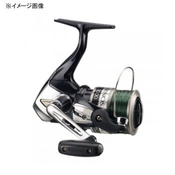 シマノ(SHIMANO) 12エアノス 2500 3号120m糸付 12 エアノス 2500 SCM 2000~2500番
