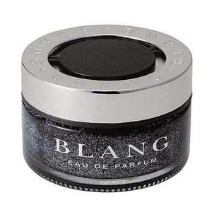 カーメイト(CAR MATE) ゼリー芳香消臭剤 ブラングブリリアント ホワイトムスク 60ml ブラック FR916