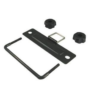 カーメイト(CAR MATE) inno ルーフボックス取付用ユニクランプアダプター ブラック INA90