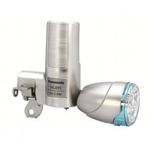 パナソニック(Panasonic) 3LED発電ランプ SKL095 チタン YD-605