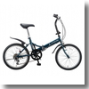 キャプテンスタッグ(CAPTAIN STAG) フォルダーFDB206 折りたたみ自転車