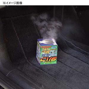 カーメイト(CAR MATE) 消臭&除菌剤 「押すだけ簡単 車内清潔スチーム消臭 超強力タイプ タバコ用」 微香 ミント D93