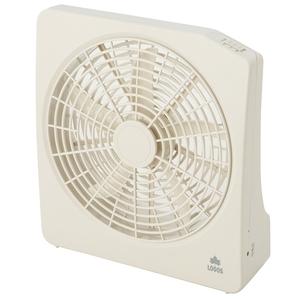 ロゴス(LOGOS) 2電源・どこでも扇風機(AC・電池) 81336702