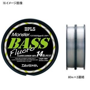 ダイワ(Daiwa) バスフロロ タイプモンスター 4625373 ブラックバス用フロロライン