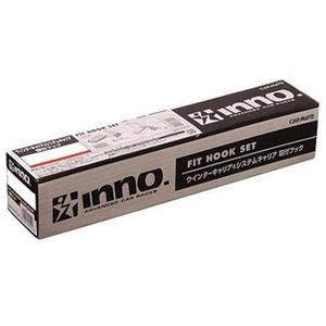 INNO(イノー) K414 SU取付フック インプレッサ ブラック