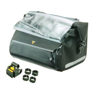 【送料無料】TOPEAK(トピーク) ハンドルバー ドライバッグ 7.5L ブラック BAG26900