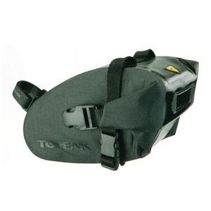 TOPEAK(トピーク) ウェッジ ドライバッグ (ストラップ マウント) Mサイズ M ブラック BAG27101
